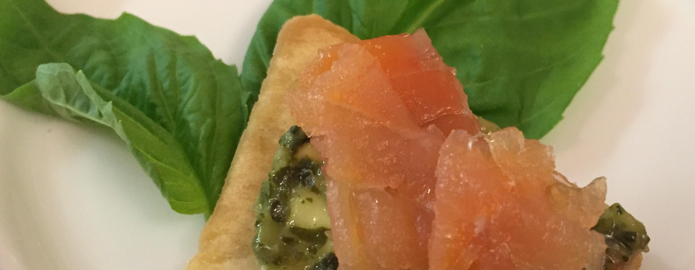 Salmon Pesto Bite 4