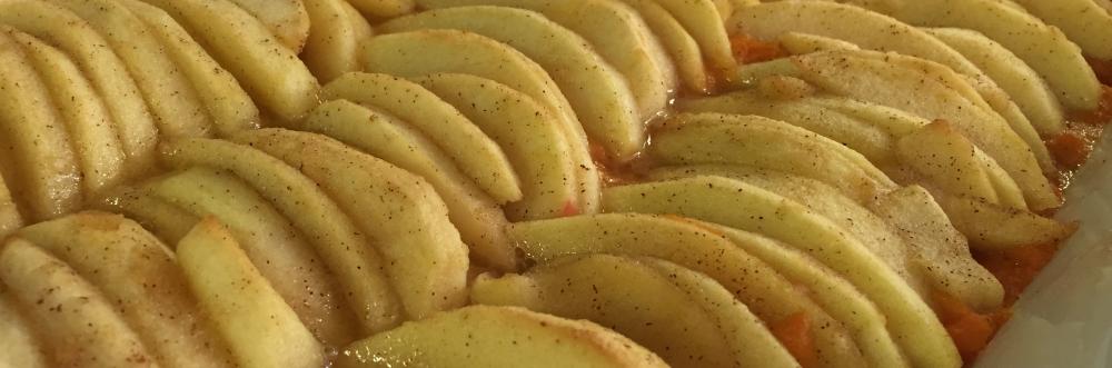 sweet potato pre bake